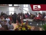 Ramiro Hernández fue sepultado en Nuevo Laredo, Tamaulipas/ Titulares de la tarde
