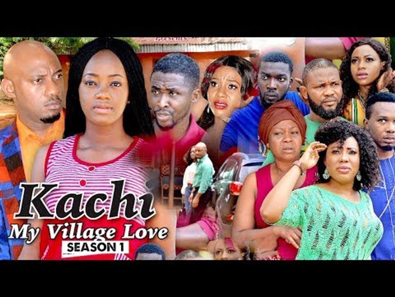 KACHI MY VILLAGE LOVE 1 - 2018 LATEST NIGERIAN NOLLYWOOD MOVIES || TRENDING  NIGERIAN MOVIES