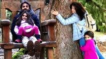 Eugenio Derbez, Alessandra Rosaldo y su hija Aitana comparten imágenes de su viaje a Nueva Zelanda