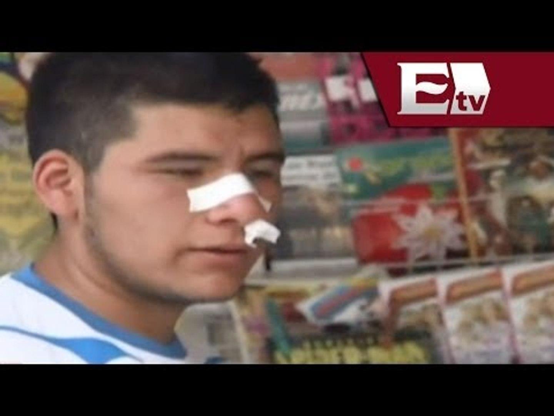 Riña entre bandos de  comerciantes deja 5 lesionados / Excélsior Informa