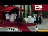 Ceremonia de canonización de Juan Pablo II y Juan XXIII/ Canonization of John Paul II and John XXIII
