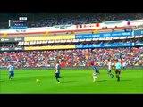 ¡Primera tarjeta! Matías Britos se lleva a Jorge Hernández | Liga MX | Imagen Deportes