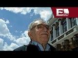 Seguidores dan el último adiós a García Márquez / Excélsior Informa