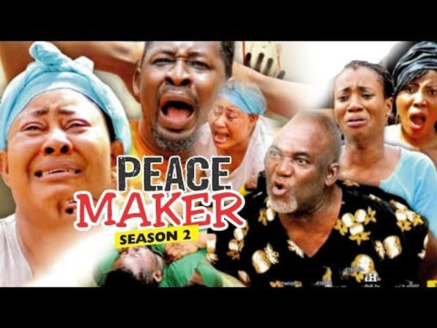 PEACE MAKER 2 - LATEST NIGERIAN NOLLYWOOD MOVIES || TRENDING NOLLYWOOD MOVIES