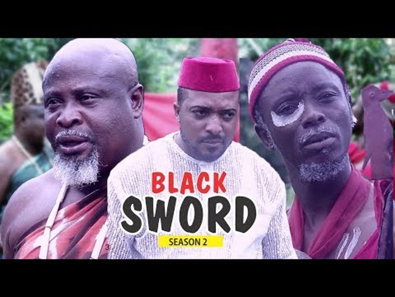 BLACK SWORD 2 - LATEST NIGERIAN NOLLYWOOD MOVIES || TRENDING NOLLYWOOD MOVIES
