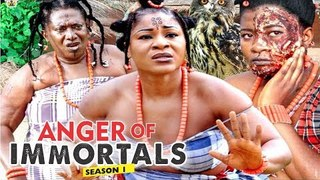 ANGER OF IMMORTALS 1 - 2018 LATEST NIGERIAN NOLLYWOOD MOVIES || TRENDING NOLLYWOOD MOVIES