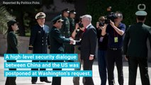United States Called Off Top Security Talks, China Says