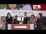 Peña Nieto conmemora Día de la Madre y anuncia plan de vivienda para jefas de familia/ T de la tarde