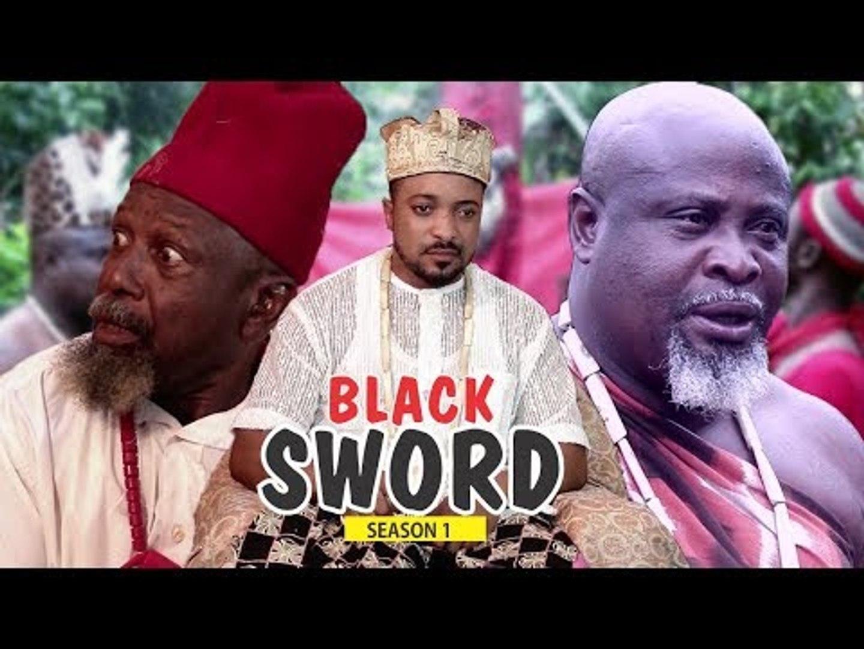 BLACK SWORD 1 - LATEST NIGERIAN NOLLYWOOD MOVIES || TRENDING NOLLYWOOD MOVIES