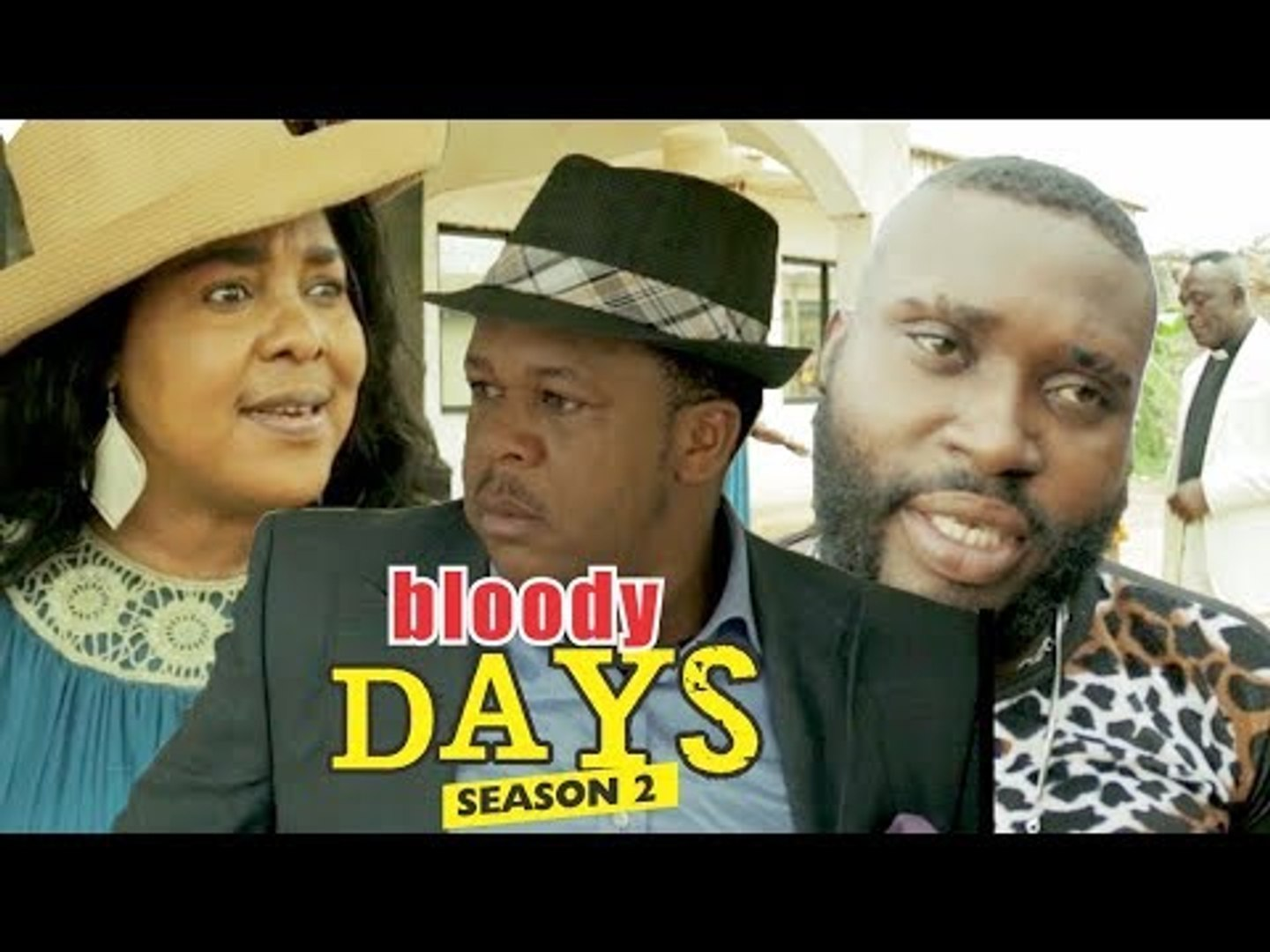 BLOODY DAYS 2 - LATEST NIGERIAN NOLLYWOOD MOVIES || TRENDING NOLLYWOOD MOVIES