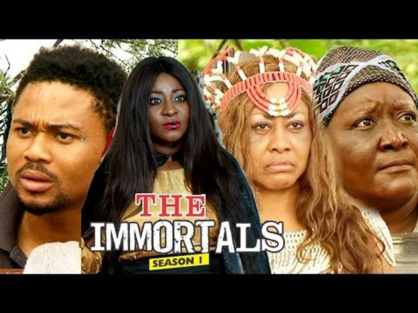 THE IMMORTALS 1 - LATEST NIGERIAN NOLLYWOOD MOVIES || TENDING NOLLYWOOD MOVIES