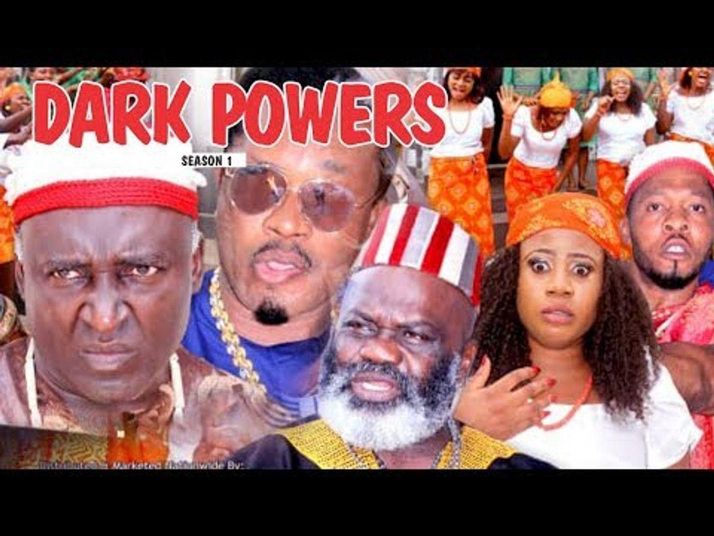 DARK POWERS 1 - LATEST NIGERIAN NOLLYWOOD MOVIES || TRENDING NIGERIAN MOVIES