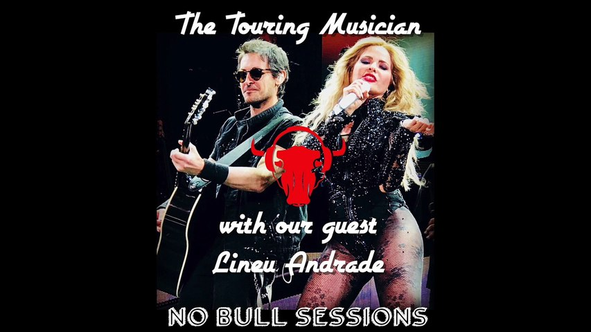 The Touring Musician with our guest Lineu Andrade