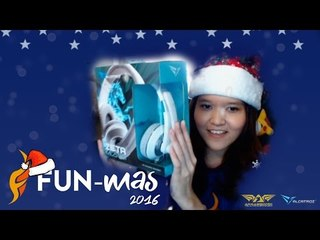 Merry Funmas 2016! - Exclusive Loot and the Faeryn Wheel!