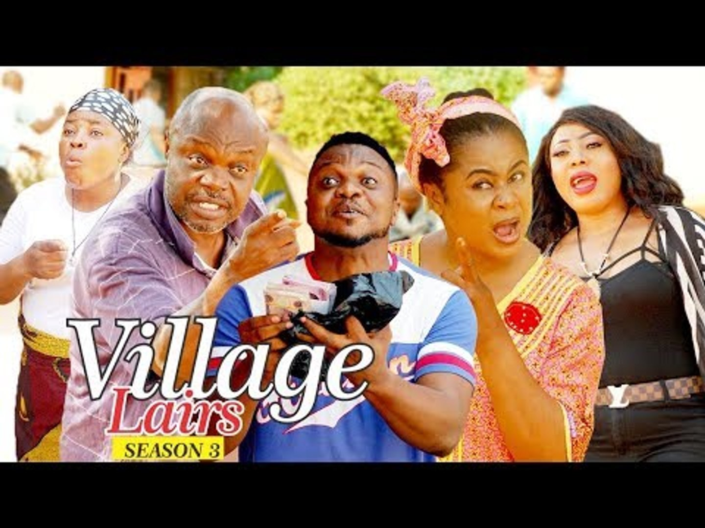 VILLAGE LIARS 3 - 2018 LATEST NIGERIAN NOLLYWOOD MOVIES || TRENDING NOLLYWOOD MOVIES