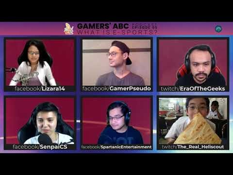 Gamer's ABC Ep.6: What is Esports?