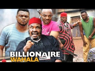 BILLIONAIRE WAHALA 1 - LATEST NIGERIAN NOLLYWOOD MOVIES || TRENDING NOLLYWOOD MOVIES