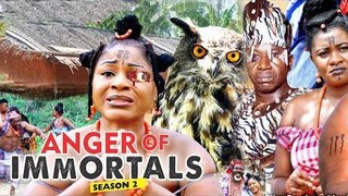 ANGER OF IMMORTAL 2 - 2018 LATEST NIGERIAN NOLLYWOOD MOVIES    TRENDING NOLLYWOOD MOVIES