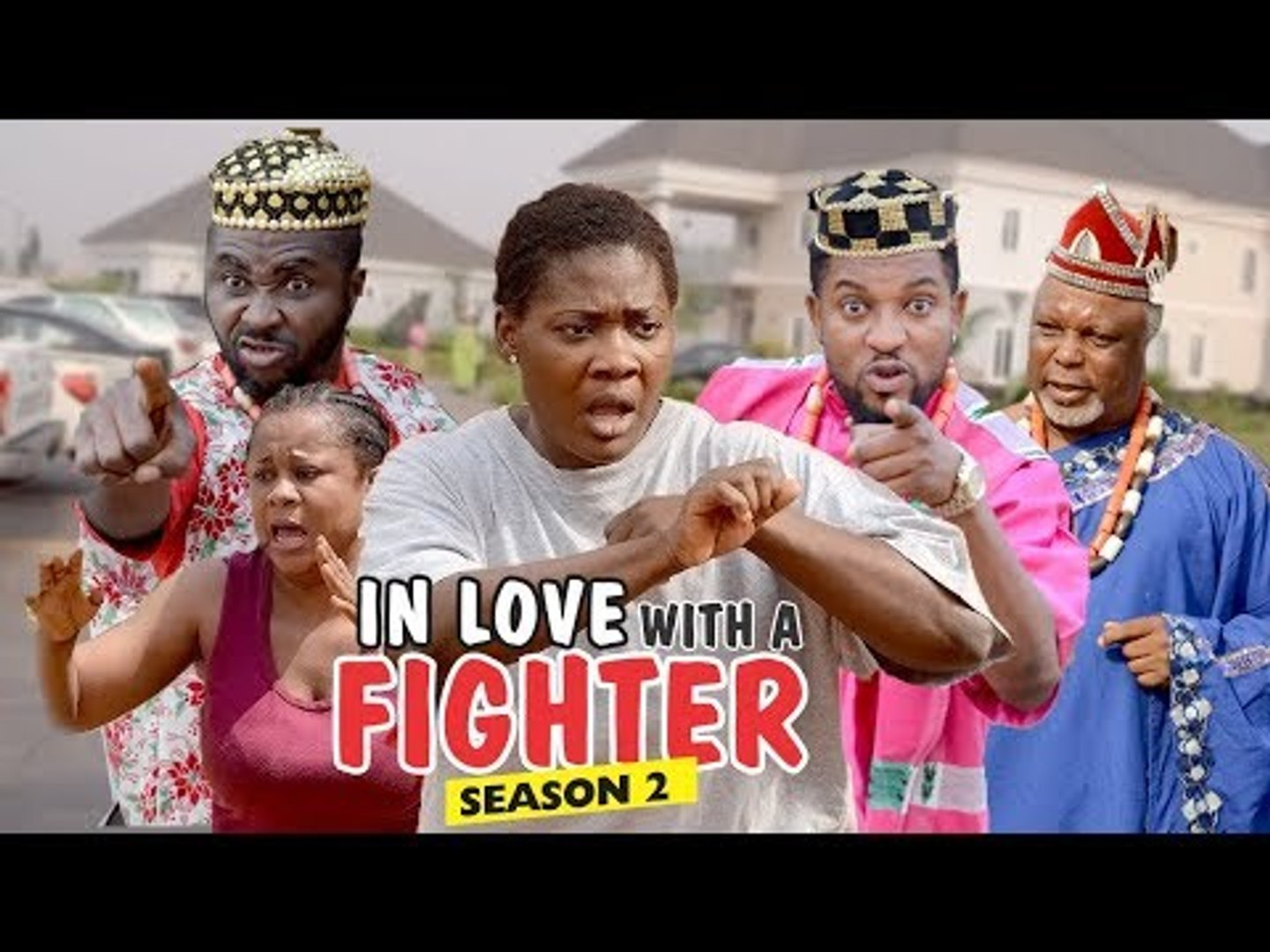IN LOVE WITH A FIGHTER 2 - 2018 LATEST NIGERIAN NOLLYWOOD MOVIES    TRENDING NOLLYWOOD MOVIES