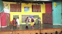 Zafri Khan Iftikhar Thakur and Nasir Chinyoti Pakistani Stage Drama Comedy Clip 2018// My comedy