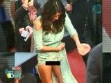 Eva Longoria muestra parte íntima en Festival de Cannes/ Eva Longoria shows intimate part
