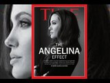Angelina Jolie en portada de 'Time' / Angelina Jolie on the cover of 'Time'