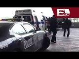 Fallece elemento policiaco de un infarto al miocardio en el aeropuerto capitalino/ Titulares