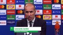 Leonardo Jardim explique les raisons de la défaite de Monaco
