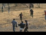 Agreden a migrantes centroamericanos / Central American migrants assaulted