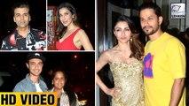 Bollywood Celebs At Soha Ali Khan's 40th Birthday | Karan Johar, Neha Dhupia, Arshad Warsi