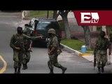 Enfrentamiento entre soldados y delincuentes deja 22 muertos en Tlatlaya, estado de México / Andrea