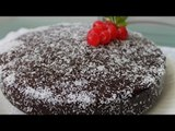 Receta de pastel de coco con chocolate / Recipe Chocolate cake with coconut