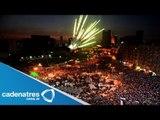 Festejan golpe de Estado en Egipto / Caída de Mohamed Mursi / Celebrating coup in Egypt