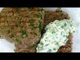 Receta de filete de res al grill con salsa de blue cheese y chile / Recipe of beef steak grilled