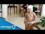 Bebé mueve las caderas mejor que Shakira / Mini Shakira mueve las caderas /Mini shakira hips move