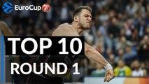 7DAYS EuroCup Regular Season Round 1 Top 10 Plays: