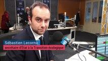 Fessenheim : Sébastien Lecornu invité de France Bleu Alsace
