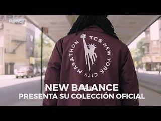 La colección de New Balance inspirada en el Maratón de NYC