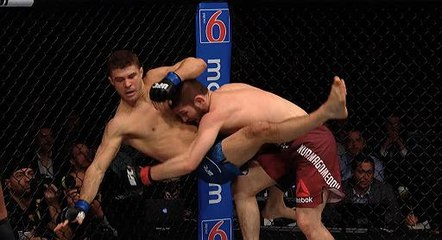 UFC 229: The Art of Khabib's Wrestling