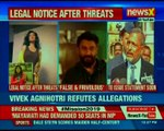 Vivek Agnihotri refutes allegations, says all charges against me are false