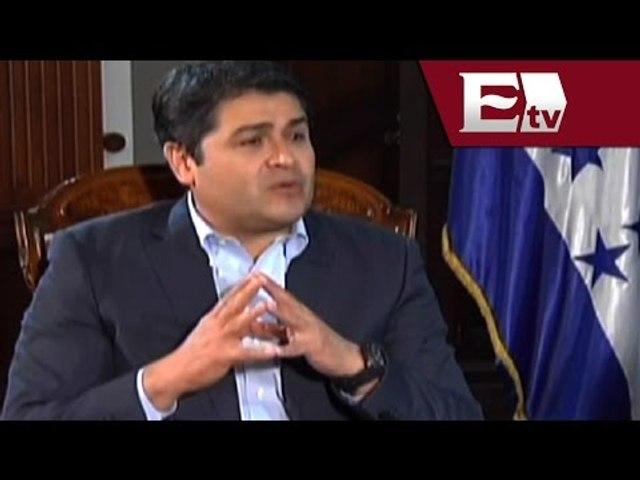 Entrevista a Juan Orlando Hernández, presidente de Honduras (Parte 3)/ Pascal | Godialy.com