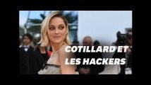 Marion Cotillard est la troisième célébrité la plus dangereuse d'internet