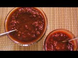 Receta de chili carne con chile ancho y comino / Recipe of beef chili with ancho chile and cumin