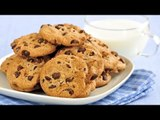 Receta de galletas mexicanas de chispas de chocolate / Recipe mexican chip cookies with chocolate