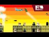'Bomb Gaza', juego de Google simula la guerra en la franja de Gaza / Vianey Esquinca