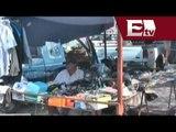 Las altas temperaturas en Tamaulipas afectan al comercio informal/ Titulares