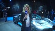 Cinq millions d'euros, seulement quarante exemplaires, découvrez la Bugatti Divo