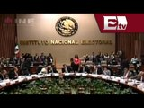 Instituto Nacional Electoral da bienvenida a representantes de nuevos partidos políticos/ Pascal
