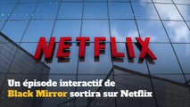 La saison 5 de Black Mirror comprendra un épisode interactif