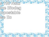 Brheez 9 inch Heavy Duty Plates 100 Natural Sugarcane Biodegradable Compostable Bagasse